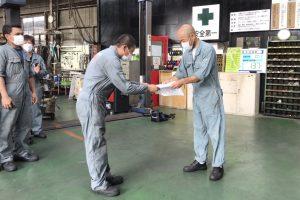 外国人自動車整備技能実習評価試験に合格その2